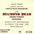 Dawn Trader ticket