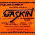 Gaskin ticket