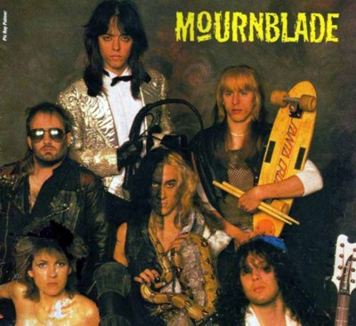 Mournblade - Live Fast, Die Young