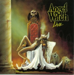ANGEL WITCH - Live