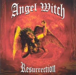 ANGEL WITCH - Resurrection Mausoleum