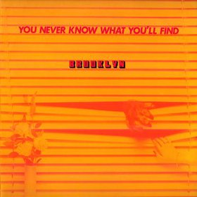 BROOKLYN - You Never Know What You'll Find