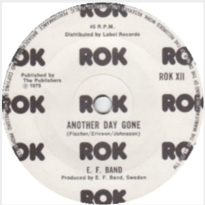 E.F. BAND - Another Day Gone