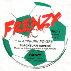 FRENZY - Blackburn Rovers