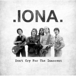 IONA - Don't Cry For The Innocent LP CD