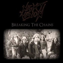 NIGHT VISION - Breaking The Chains