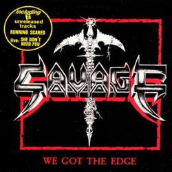 SAVAGE - We Got The Edge