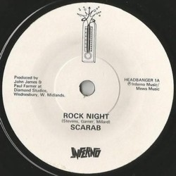 SCARAB - Rock Night