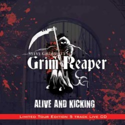STEVE GRIMMETTS GRIM REAPER - Alive And Kicking