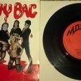 Agony Bag Rabies Is A Killer vinyl