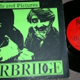 AIRBRIDGE - Words And Pictures vinyl black and green