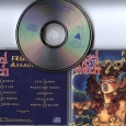 ANGEL WITCH - Frontal Assault cd