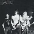 ANGEL WITCH Japanese Magazine 1981