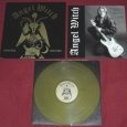 ANGEL WITCH - Sinister History Gold Vinyl