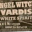 Angel Witch Vardis White Spirit Raven
