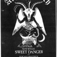 ANGEL WITCH - Sweet Danger vintage ad