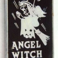 ANGEL WITCH vintage badge