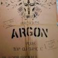 Argon Poster
