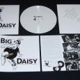BIG DAISY - s/t white LP