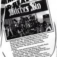 Bitches Sin in Kerrang