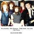 Black Rose 1985-1986