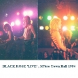 Black Rose Live in Middlesbrough 1984