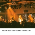 Black Rose Live in Middlesbrough 1986