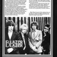Blazer Blazer programme excerpt