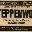 Bleak House + Steppenwolf ad clip