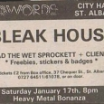 Bleak House + Toad The Wet Sprocket + Clientelle 1981 ad clip
