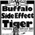 Buffalo 1981 Poster