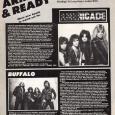 Buffalo Kerrang 1981