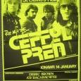 Ceffyl Pren Poster