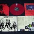 Damascus - Cold Horizon red vinyl