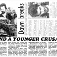 Dawn Trader Press Clipping