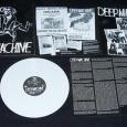 Deep Machine - s/t white vinyl