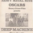 Deep Machine old poster