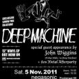 Deep Machine poster 2011