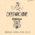 Deep Machine poster