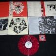DEMON PACT - Released From Hell red splatter vinyl