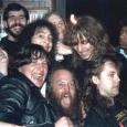 Dumpy with Metallica