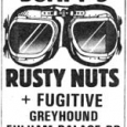 Dumpy\'s Rusty Nuts Poster