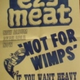 Ezy Meat poster