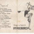 Firebird- Inner Sleeve