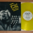 FIST - Back With A Vengeance Yellow Vinyl