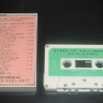 Gaskin Stand Or Fall Japanese promo cassette