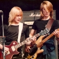Girl Reading Festival 1980