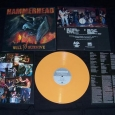 HAMMERHEAD - Will To Survive orange vinyl