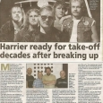 Harrier reunion in the press