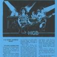 HGB in the press May 1981